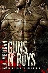 Gilded Agony (Guns n' Boys, #7)