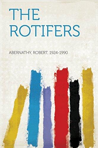 The Rotifers Robert Abernathy 1924-1990