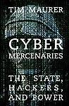 Book cover for Cyber Mercenaries