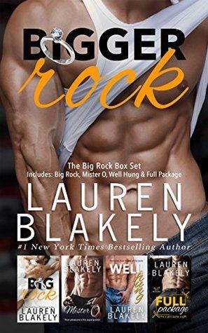 Lauren Blakely Big Rock (Big Rocks Box Set 1-4, 5 , 6 , 6.5)