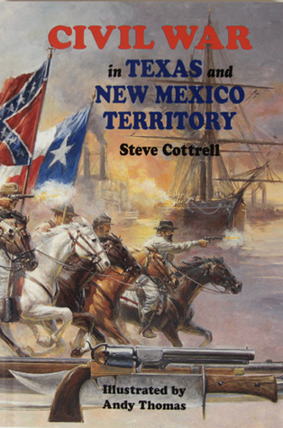 Civil War in Texas and New Mexico Territory