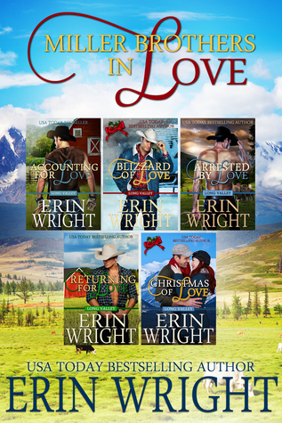 Miller Brothers in Love: A Long Valley Western Romance Boxset (Books 1 – 5)