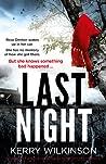 Last Night audiobook download free