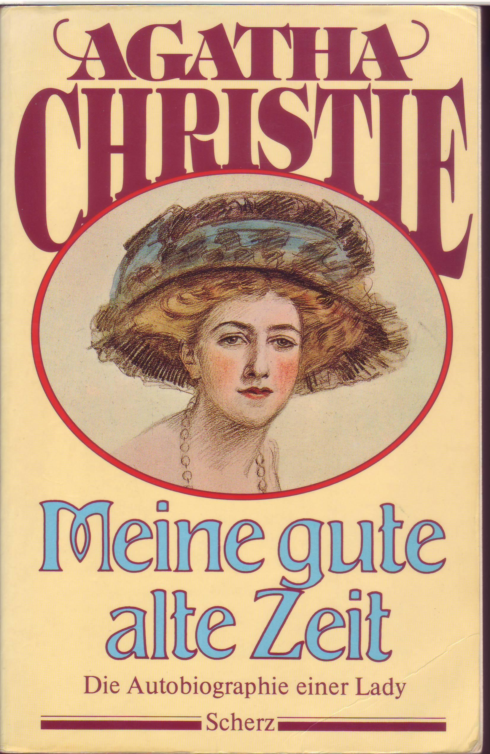 Meine gute alte Zeit Agatha Christie