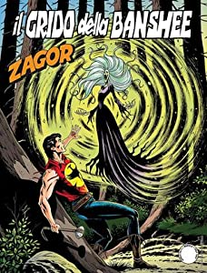 Zagor n. 621: Il grido della Banshee