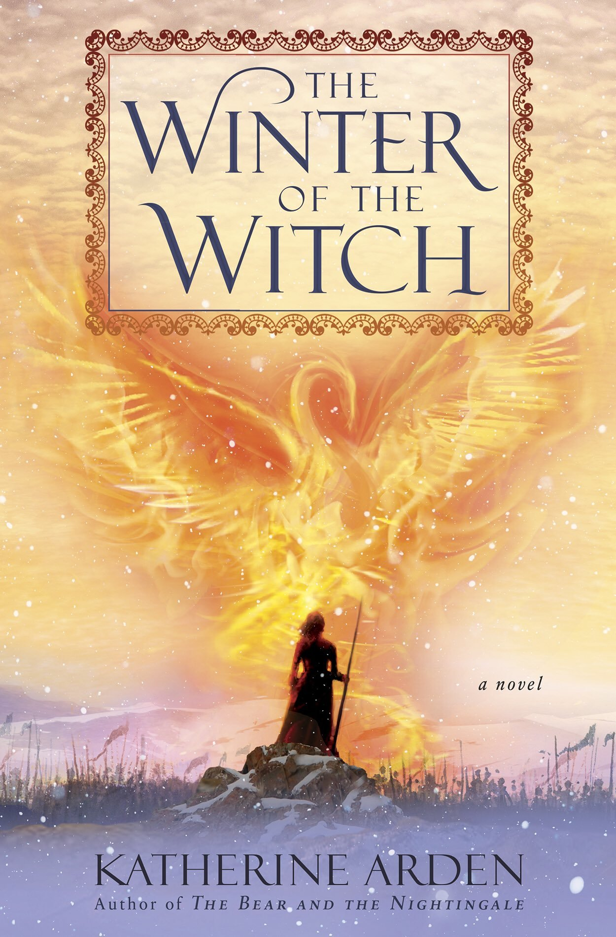 Book cover The Winter of the Witch