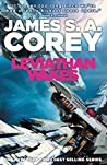 Book cover for Leviathan Wakes (Expanse, #1)
