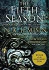 Book cover for The Fifth Season (The Broken Earth, #1)