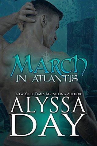 March in Atlantis (Poseidon's Warriors #3)