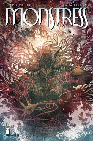 Monstress #16 by Marjorie M. Liu