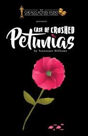 The Case of the Crushed Petunias by Tennessee Williams