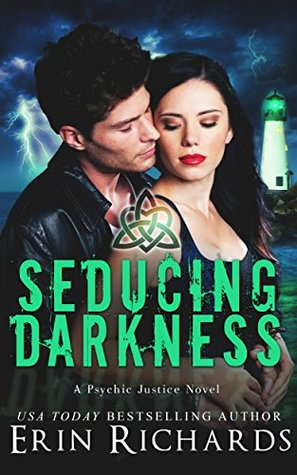 Seducing Darkness (Psychic Justice #3)