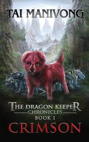 Crimson (The Dragon Keeper Chronicles, #1)