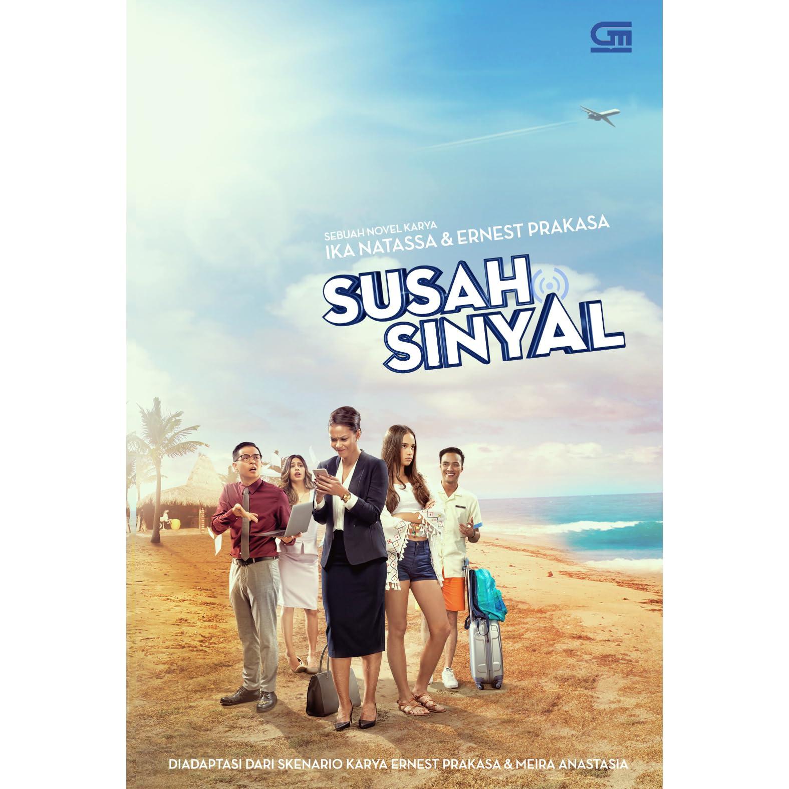 Susah Sinyal By Ika Natassa