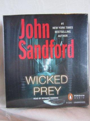 Wicked Prey by John Sandford Unabridged CD Audiobook