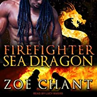 Firefighter Sea Dragon (Fire & Rescue Shifters, #4)