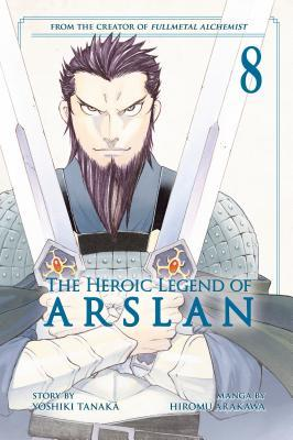 The Heroic Legend of Arslan, Vol. 8