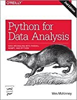 Python for Data Analysis: Data Wrangling with Pandas, NumPy, and IPython 2nd Edition