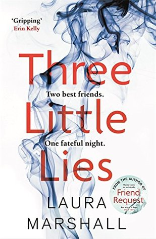 Three Little Lies by Laura  Marshall