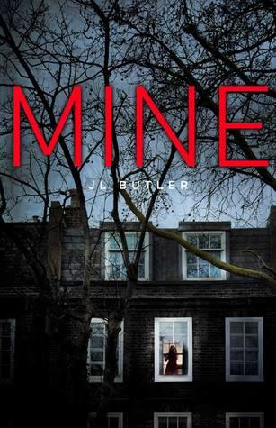 Mine by J.L.  Butler