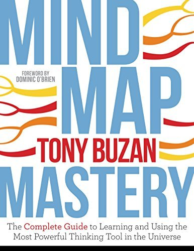 buzan tony mind map mastery