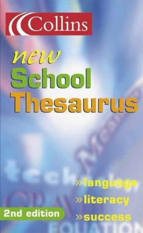 Collins School – Collins New School Thesaurus