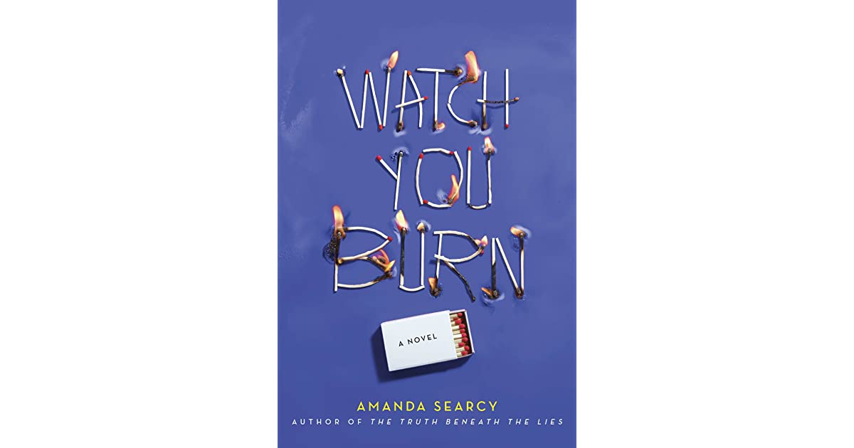 Image result for watch you burn amanda searcy