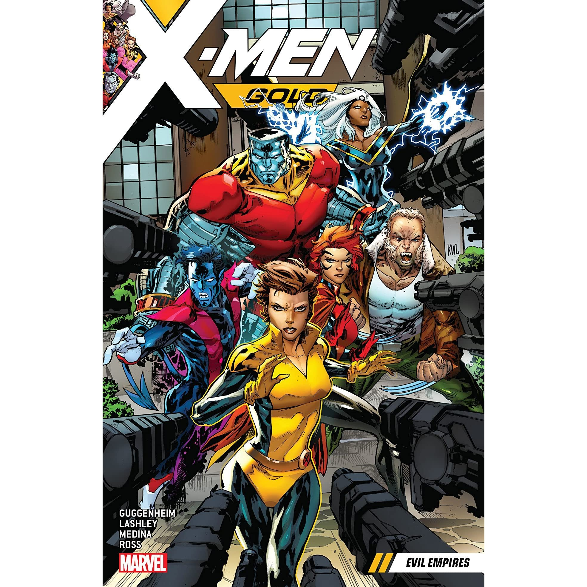 Gold Man Review Issue 2