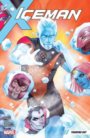 Iceman, Vol. 1: Thawing Out