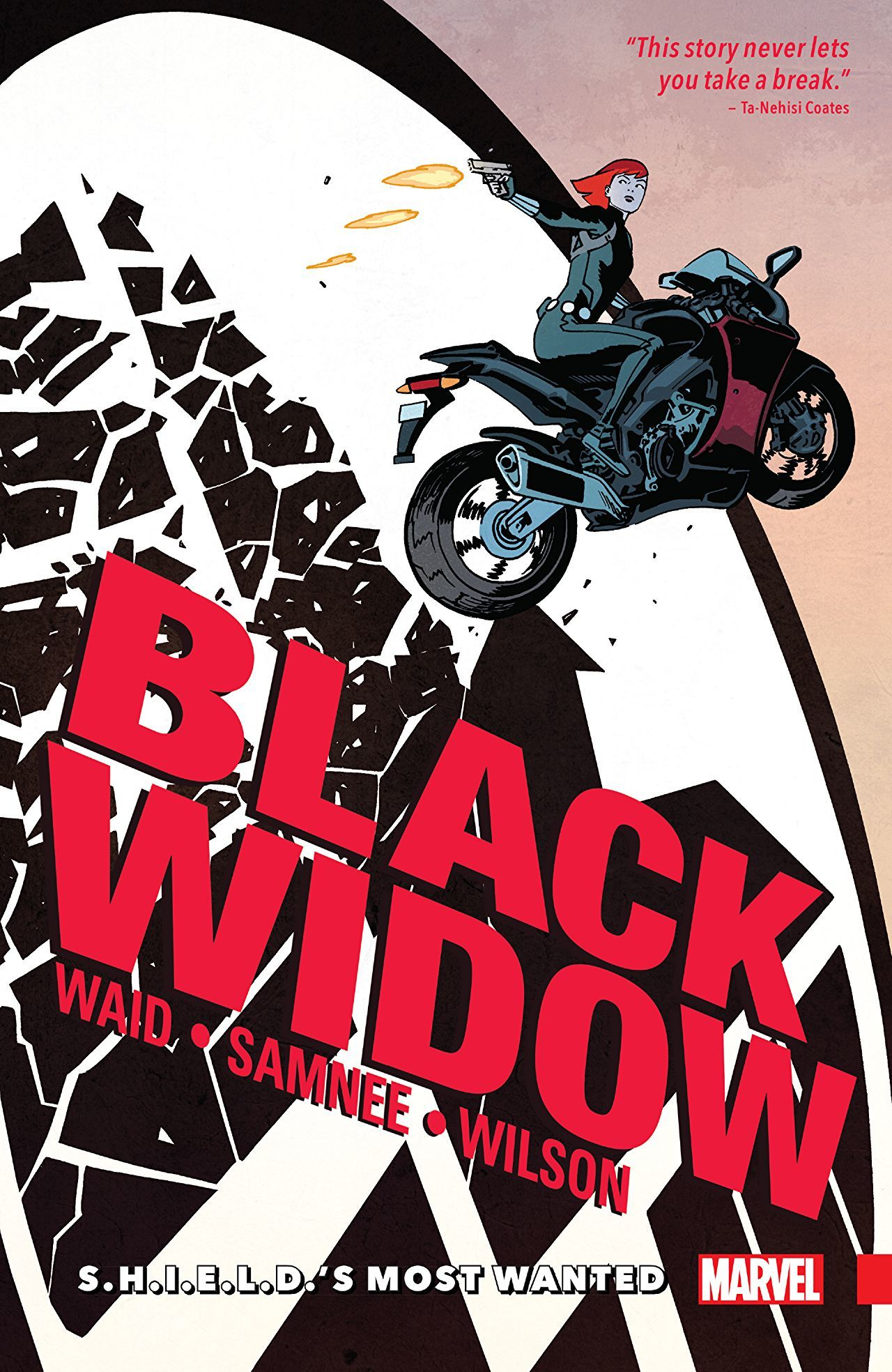 Black Widow, Volume 1: S.H.I.E.L.D.'s Most Wanted