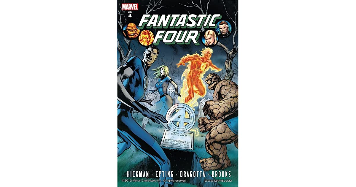Fantastic Four By Jonathan Hickman Vol. 4 (Fantastic Four (1998-2012))