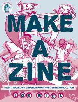 Make a Zine cover