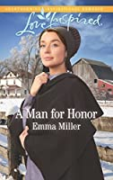 A Man For Honor (The Amish Matchmaker, Book 6)