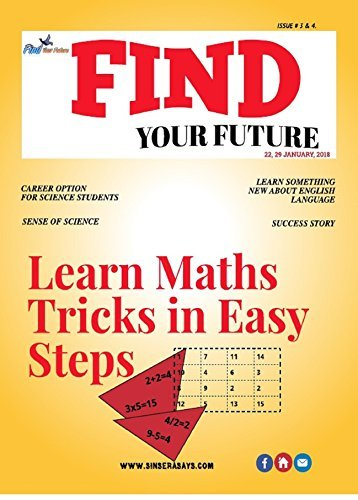 Find Your Future: A Career Magazine  by  Sonam Saini