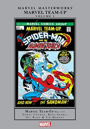 Marvel Team-Up Masterworks Vol. 1 by Gerry Conway