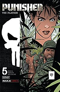 Punisher: The Platoon #5