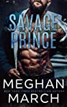 Savage Prince (Savage Trilogy, #1)