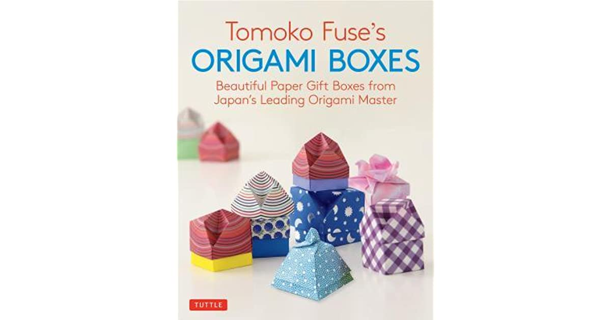 Origami Octagonal Container Folding Instructions | 630x1200