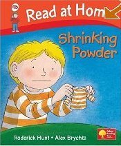 Shrinking Powder (Read At Home Level 4b)