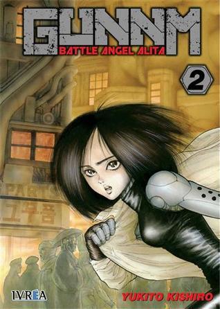Gunnm - Battle Angel Alita, tomo 2 by Yukito Kishiro