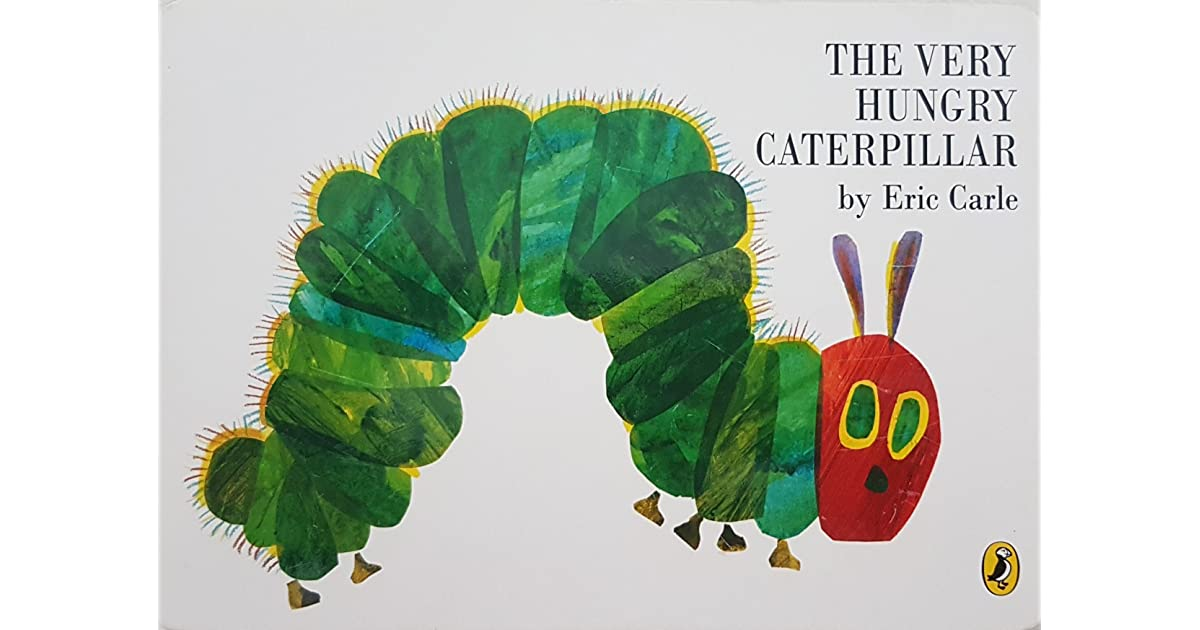 The Very Hungry Caterpillar |Hungry Caterpillar Book