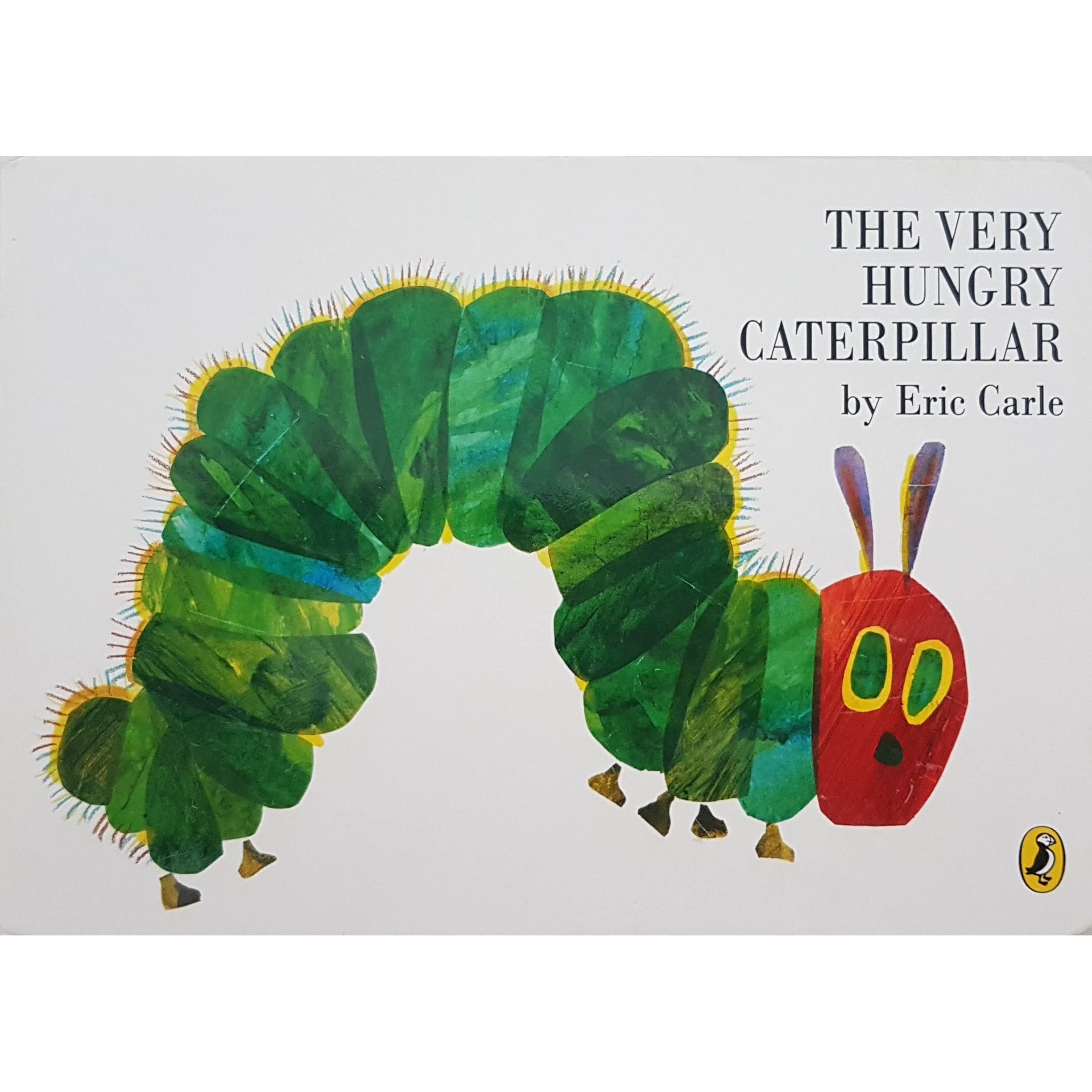 Image result for the very hungry caterpillar book cover