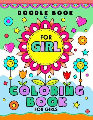Doodle Book for Girl: Cute and Kawaii Coloring Book by ...