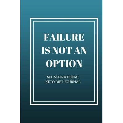 Failure Is Not An Option Book