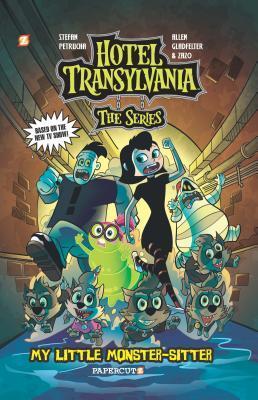 Hotel Transylvania Graphic Novel Vol. 2: My Little Monster-Sitter