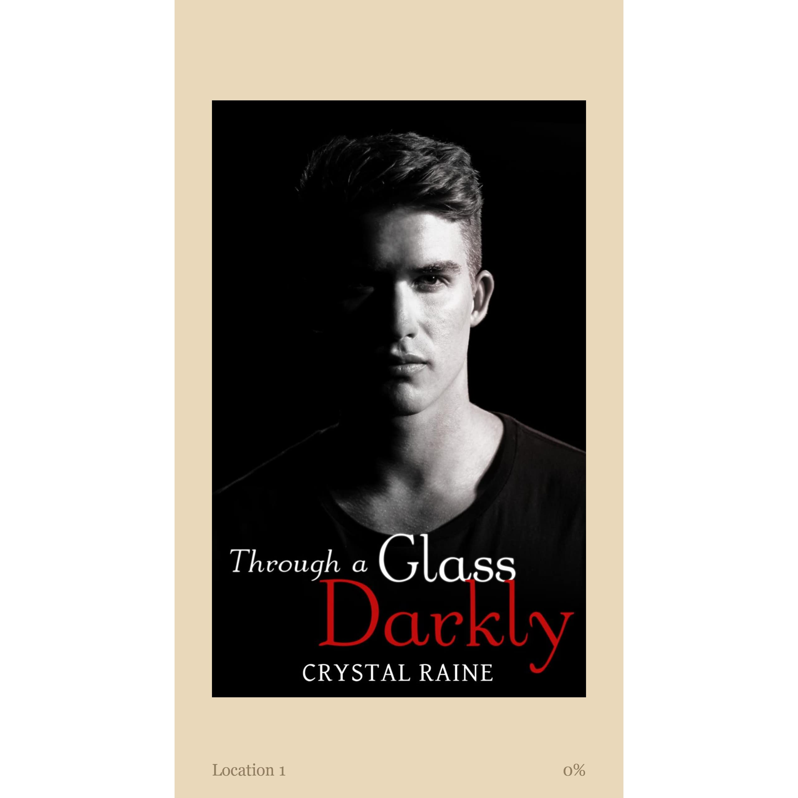 Through a glass darkly by lina langley fandeluxe Images
