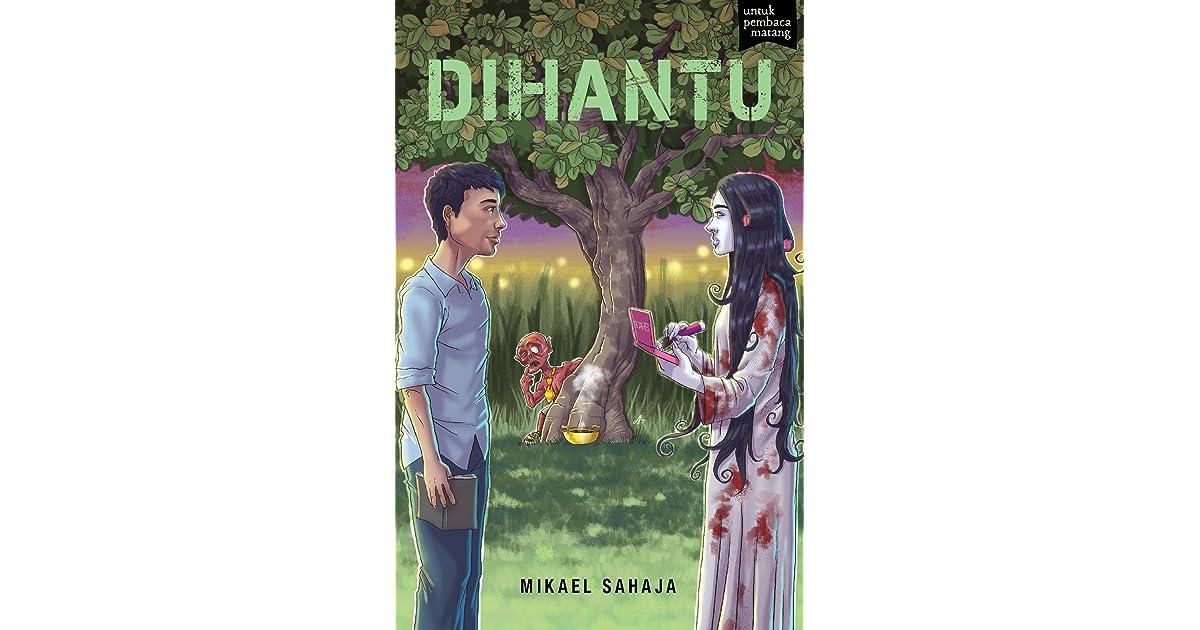 DIHANTU by Mikael Sahaja
