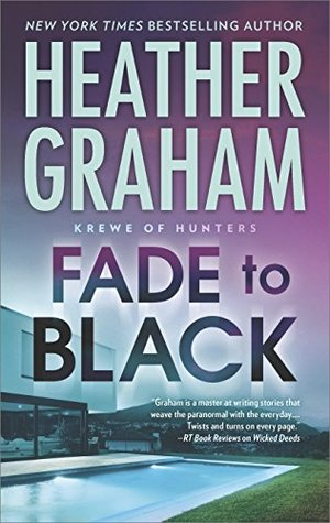 Fade to Black (Krewe of Hunters, #24)