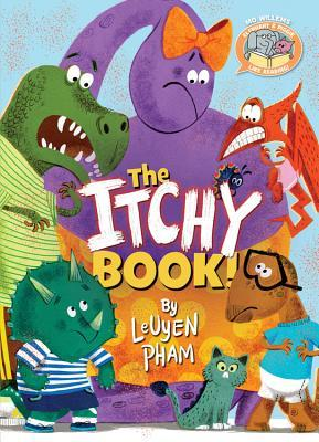 The Itchy Book! (Elephant & Piggie Like Reading!, #5)