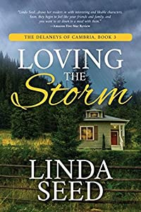 Loving the Storm (The Delaneys of Cambria, #3)